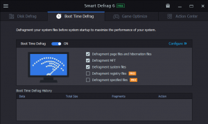 IObit Smart Defrag Pro 6.3.0.229 Crack With Activation Code [2019]