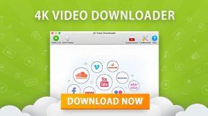 4K Video Downloader 4.9.0.3032 Crack + License Key 100% Working