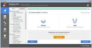 CCleaner PRO 5.61.7392 Crack Keygen Full Version Free Download