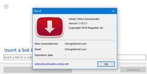 Ummy Video Downloader License Key + Crack Patch Free Download